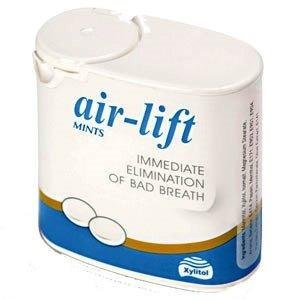 AIR-LIFT Capsules - kapsułki konferencyjne zwalczające nieświeży oddech (halita), 40 szt