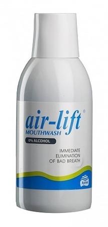 AIR-LIFT Mouthwash - płyn do płukania jamy ustnej zwalczający nieświeży oddech (halita), 250 ml