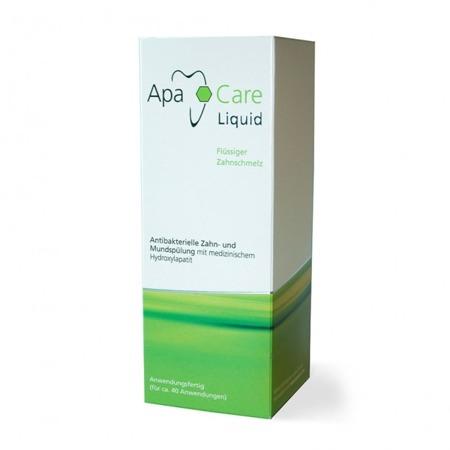 ApaCare Liquid - balsam remineralizujący z nanohydroksyapatytem do intensywnej naprawy szkliwa, 200 ml