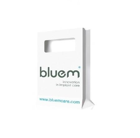 BLUEM Sample Bag - zestaw z aktywnym tlenem na stany zapalne jamy ustnej, pasta i płyn
