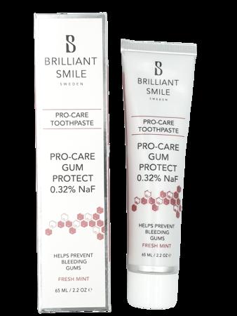 Brilliant Smile PRO-CARE Gum Protection pasta chroniąca dziąsła, 65 ml