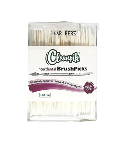 Cleanpik Interdental Brush Picks 150szt