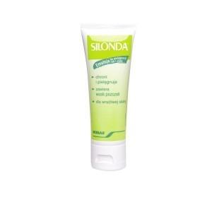 ECOLAB Silonda  - krem pielęgnacyjny z woskiem pszczelim do skóry, 100 ml