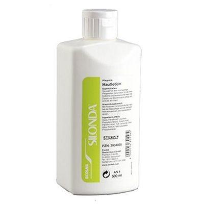 ECOLAB Silonda  - krem pielęgnacyjny z woskiem pszczelim do skóry, 500 ml