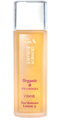 G&A Tea Cosmetics Moisture Lotion Q10 - nawilżający tonik do twarzy z koenzymem Q10, 100 ml