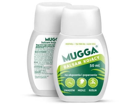 MUGGA Balsam kojący po ugryziebiach owadów, 50 ml