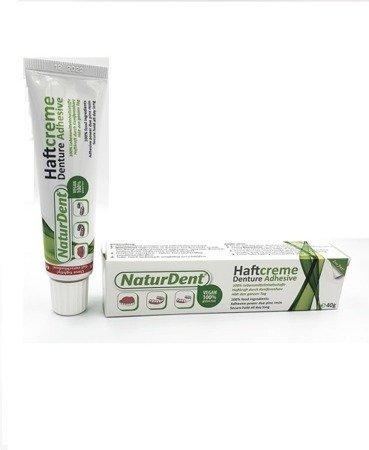 NaturDent klej do protez naturalny 40g