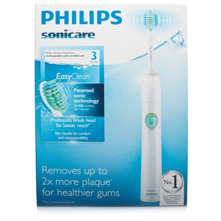 Philips Sonicare HX6511/50  Easy Clean  szczoteczka soniczna