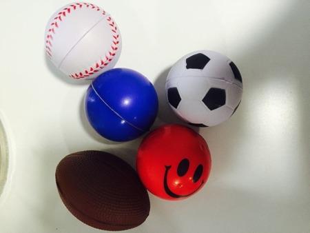 Piłka nagroda Dla Dzielnego Pacjenta