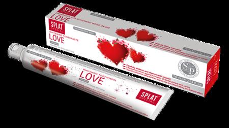 SPLAT Special LOVE 75 ml - pasta odświeżająca, działająca przeciwwirusowo, przeciwzapalnie i przeciwbakteryjnie