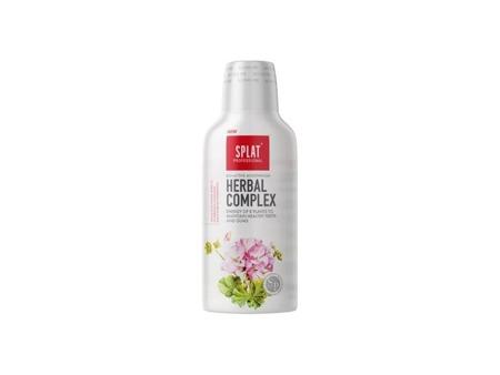 Splat Professional HERBAL COMPLEX kompleks 8 ziół wzamcniający dziąsła, 275 ml