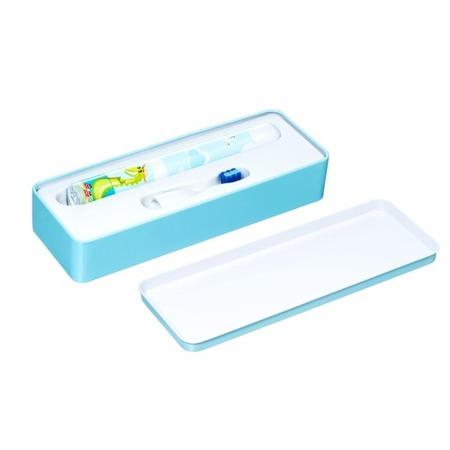 Vitammy SMILE krokodyl szczoteczka soniczna dla dzieci 3+
