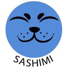 Vitammy Tooth Friends- Dark blue SASHIMI  szczoteczka soniczna na baterie dla dzieci powyżej 3 roku życia, ciemno- niebieska